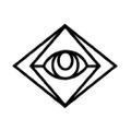 EYE Clothing Company Logo
