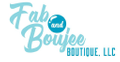 Fab and Boujee Boutiques Logo