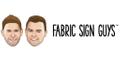 Fabric Sign Guys Logo