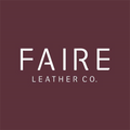 Faire Leather Co. Logo