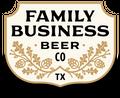 Family Business Merch Shop Logo