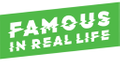 Famous In Real Life Logo
