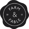 Farm & Fable Logo
