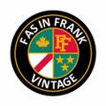 F AS IN FRANK VINTAGE Logo