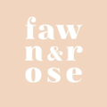 Fawn & Rose Logo