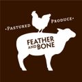 Feather And Bone Butchery Logo