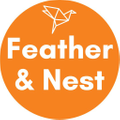 Feather & Nest logo