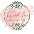 Fig and Fern Clothing Boutique logo