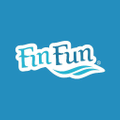 Fin Fun Mermaid Logo