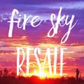Fire Sky Resale USA Logo