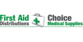 First Aid Distributions Logo