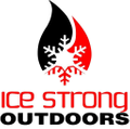 Ice Strong Outdoors Logo