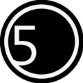 Five Dancewear Logo