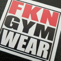 Fkn Gym Wear Logo