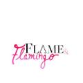 Flame and Flamingo USA Logo