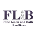 Fine Linen and Bath Logo