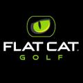 FLAT CAT Golf Logo