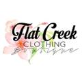 Flat Creek Clothing Logo