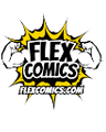 Flex Comics Logo