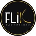 Flik Hair Extensions Logo