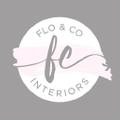 Flo & Co Interiors logo