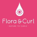 Flora & Curl UK logo