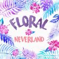 Floral Neverland Logo
