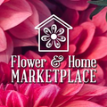 Flower And Home Marketplace logo