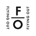 Flying Out Record Store NZ Logo