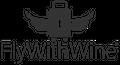 FlyWithWine Logo