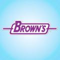 Brown's USA Logo