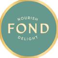 FOND Bone Broth Tonics Logo