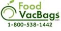 FoodVacBags USA Logo