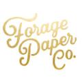 Forage Paper Co USA Logo