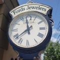 Fords Jewelers USA Logo