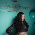 Foreign Strandz Hair Boutique Logo