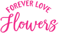 Forever Love Flowers Logo