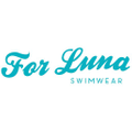 For Luna Retro Swimwear Logo
