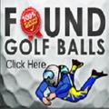 Found Golf Balls Logo