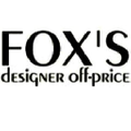 Fox's Designer Off-Price Logo