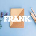 FRANK Stationery Logo