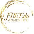 FREEda Women NYC logo