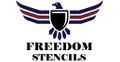 Freedom Stencils Logo
