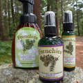 Frenchies' Natural Products Logo