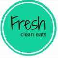 Fresh Clean Eats Logo