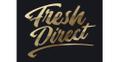 FRESH DIRECT CLOTHING AND FOOTWEAR Logo