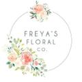Freya's Floral Logo