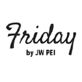 Friday By Jw Pei Logo