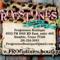 Frogstones Boutique Logo
