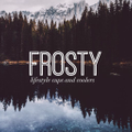 Frosty coolers Logo